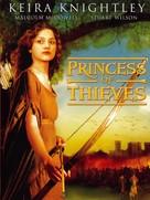 Princess of Thieves - Swedish Movie Cover (xs thumbnail)