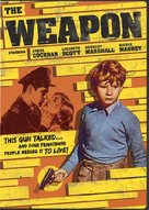 The Weapon - DVD cover (xs thumbnail)