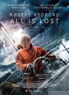 All Is Lost - Swiss Movie Poster (xs thumbnail)