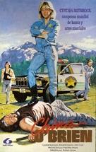 China O'Brien - Spanish VHS cover (xs thumbnail)