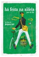 Jour de fête - Portuguese DVD cover (xs thumbnail)