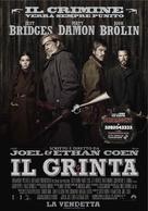 True Grit - Italian Movie Poster (xs thumbnail)