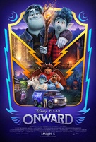 Onward - Canadian Movie Poster (xs thumbnail)