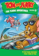 """""""Tom and Jerry"""" - DVD cover (xs thumbnail)"""