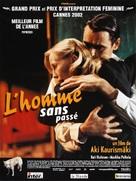 Mies vailla menneisyyttä - French Movie Poster (xs thumbnail)