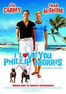 I Love You Phillip Morris - Dutch Movie Poster (xs thumbnail)