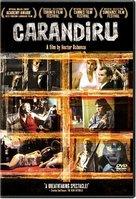 Carandiru - DVD cover (xs thumbnail)