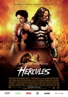 Hercules - Czech Movie Poster (xs thumbnail)