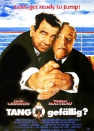Out to Sea - German Movie Poster (xs thumbnail)