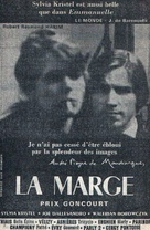 La marge - French Movie Poster (xs thumbnail)