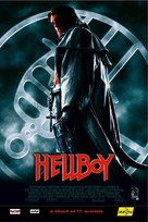 Hellboy - Polish Movie Poster (xs thumbnail)