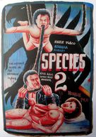 Species II - Ghanian Movie Poster (xs thumbnail)