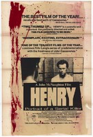Henry: Portrait of a Serial Killer - Movie Poster (xs thumbnail)