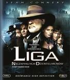 The League of Extraordinary Gentlemen - Polish Blu-Ray cover (xs thumbnail)