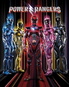 Power Rangers - Movie Cover (xs thumbnail)