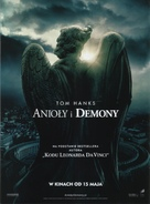 Angels & Demons - Polish Movie Poster (xs thumbnail)