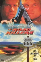 The Road Killers - Canadian VHS movie cover (xs thumbnail)