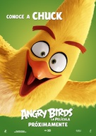 The Angry Birds Movie - Argentinian Movie Poster (xs thumbnail)