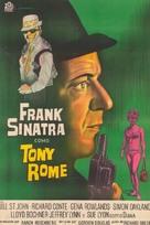 Tony Rome - Argentinian Movie Poster (xs thumbnail)
