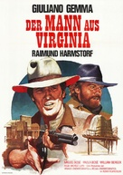 California - German Movie Poster (xs thumbnail)