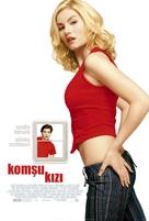 The Girl Next Door - Turkish Movie Poster (xs thumbnail)