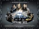 Southland Tales - British Movie Poster (xs thumbnail)