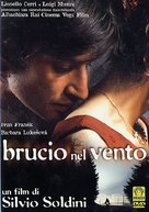Brucio nel vento - Italian Movie Poster (xs thumbnail)