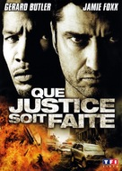 Law Abiding Citizen - French DVD movie cover (xs thumbnail)