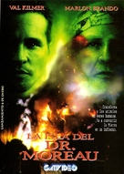 The Island of Dr. Moreau - Argentinian Movie Cover (xs thumbnail)
