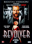 Revolver - French DVD movie cover (xs thumbnail)
