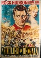 Bengal Brigade - Italian Movie Poster (xs thumbnail)
