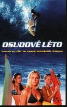 Blue Crush - Czech VHS cover (xs thumbnail)