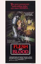 Flesh And Blood - Movie Poster (xs thumbnail)