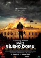 Olympus Has Fallen - Czech Movie Poster (xs thumbnail)