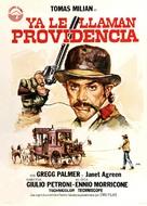 La vita, a volte, è molto dura, vero Provvidenza? - Spanish Movie Poster (xs thumbnail)