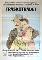 L'albero degli zoccoli - Swedish Movie Poster (xs thumbnail)