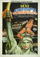 Young, Hot 'n Nasty Teenage Cruisers - Italian Movie Poster (xs thumbnail)