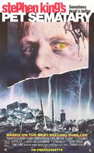 Pet Sematary - Video release movie poster (xs thumbnail)