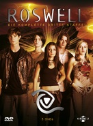 """Roswell"" - German Movie Cover (xs thumbnail)"