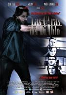 Las caras del Diablo - Venezuelan Movie Poster (xs thumbnail)
