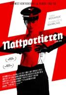 Il portiere di notte - Swedish Movie Poster (xs thumbnail)