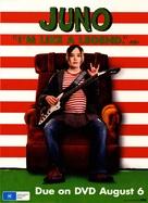 Juno - Australian Movie Poster (xs thumbnail)