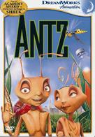 Antz - Movie Cover (xs thumbnail)