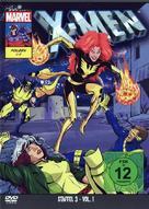 """X-Men"" - German DVD movie cover (xs thumbnail)"