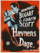 Dead Reckoning - Danish Movie Poster (xs thumbnail)