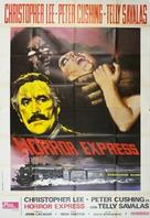 Horror Express - Italian Movie Poster (xs thumbnail)