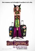 Hotel Transylvania 3: Summer Vacation - Italian Movie Poster (xs thumbnail)