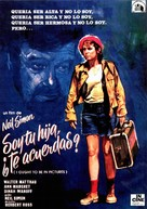 I Ought to Be in Pictures - Spanish Movie Poster (xs thumbnail)