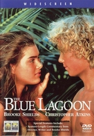 The Blue Lagoon - Movie Cover (xs thumbnail)