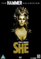 She - British DVD cover (xs thumbnail)